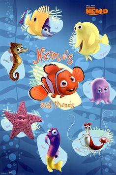 Finding Nemo Fish Tank http://www.andrew.cmu.edu/user/ddevine/Nemo.html