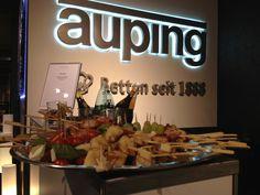 Leckere Häppchen von Vincenzo - Blogger-Event Auping Plaza Hamburg 2013