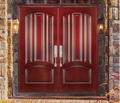 Wooden Door Designs | Designs Textural Options Fire Rating Hurricane Rating Performance ...