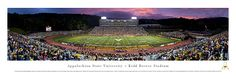 Appalachian State University Mountaineers Panoramic - Kidd Brewer Stadium Picture - Blakeway Worldwide Panoramas