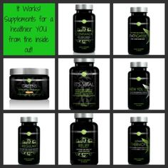 ItWorks. Supplements