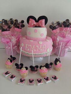 Cake, cookies, popcakes, minicupcakes