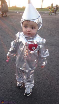 Tin Man - 2012 Halloween Costume Contest