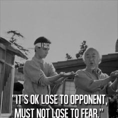 Karate Kid Quotes Amazing Karate Kid Mr Miyagi Quotes  Movie Quotes  Pinterest  Miyagi