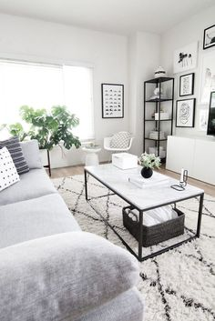Sources for Everything in My Living Room | Homey Oh My | Bloglovin'