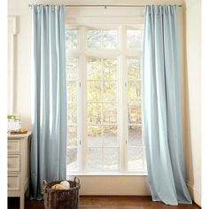 Mint Mockingbird Drape Panel by Carousel Designs. Window drape panel in Mint Mockingbird with Solid Mint tie tops. Light Blue Curtains, Blue Curtains Living Room, Nursery Curtains, Blue Bedroom, Nursery Decor, Mint Nursery, Bedroom Wall, Bedroom Ideas, Master Bedroom