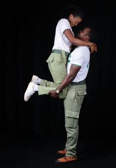 So Lovely!!! SEE These 2 NYSC Members Who Are Set To Wed Check Out Their Pre-Wedding Photos