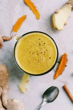 Post image for Anti-Inflammatory Turmeric Latte