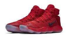 Nike React Hyperdunk 2017 Flyknit University Red Coming Soon