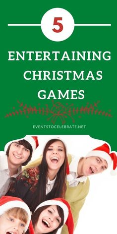 This Christmas season try these 5 entertaining Christmas games that everyone will enjoy! Good for groups of any age and size. Christmas Drawing, Christmas Fairy, Merry Little Christmas, Kids Party Games, Games For Kids, Christmas Trivia Games, Diy Party, Party Ideas, Happy Home Fairy