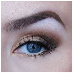 Golden Brown #Makeup. Grad makeup!! Top choice