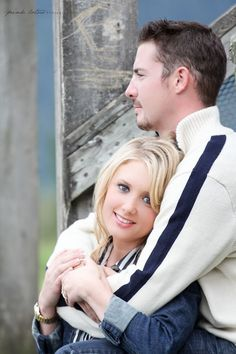 Engagement Photo by Any building