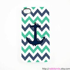 Anchor and chevron!