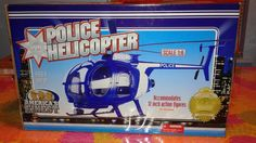 2000 21st. Century Toys American Finest Police Helicopter