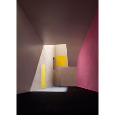 "James Caeabere \ Vestibule, 2016  Casebere's current solo exhibition ""Emotional Architecture"" at Sean Kelly consists of a new body of work that is inspired by the Mexican architect Luis Barragán. #jamescasebere @jamescasebere @seankellyny #collecteurs #collecteursphotography"