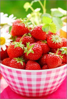 Want to grow your own strawberries? Follow these steps to get started - they are perfect pot partners but will grow just about anywhere you can find a sunny spot.   The Micro Gardener