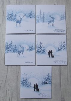 Challenge - Tis the Season Chrismas Cards, Christmas Cards 2018, Stamped Christmas Cards, Beautiful Christmas Cards, Christmas Card Crafts, Homemade Christmas Cards, Xmas Cards, Handmade Christmas, Homemade Cards