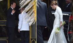 Discreet Spanish Royal Wedding/Beltran Gomez-Acebo y Borbon (youngest son of Infanta Pilar) and Andrea Pascual