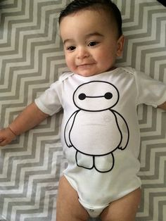 BabyMax One-piece or Tee by GeekyChicKids on Etsy