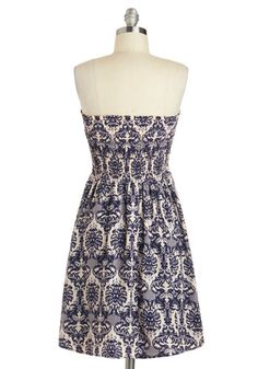 Resort Runway Dress, #ModCloth