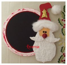 #kreattiva: #Babbonatale con dremel moto-saw #Tutorial #merrychristmas #christmas