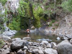 These hidden swimming holes in SoCal are perfect for a refreshing dip in the water on a hot summer day.
