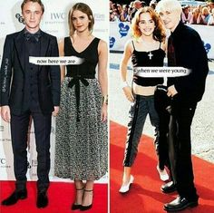 18 Ideas For Funny Harry Potter Cast Stars Harry Potter Puns, Harry Potter Ships, Harry Potter Hermione, Harry Potter Universal, Harry Potter Characters, Dramione, Drarry, Draco Malfoy, Severus Snape