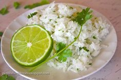 "Easy Chipotle Cilantro Lime Rice Copycat ___ Douglas notes: Okay, so I made this for the first time, and loved it, but there was a major problem with how the recipe is written: HALF the rice or DOUBLE the lime juice and oil mixture. There was NOT enough the first try, and I had to add a significant amount to make it taste right. I'm wondering if the recipe should say, ""3-4 cups COOKED rice""."