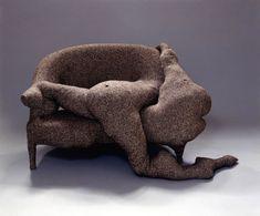 Canapé en temps de pluie (Rainy-Day Canapé) | Dorothea Tanning
