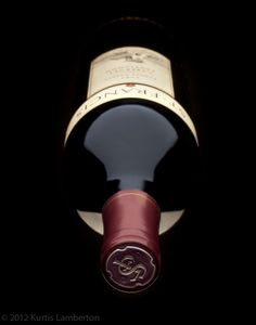 Kurtis Lamberton Photography - Wine Bottle