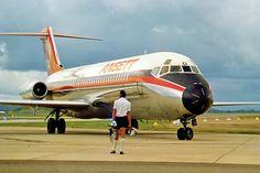 ANSETT DC-9-31 (VH-CZD)