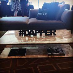 Our #dapperden would not be complete without @scottandcooner furniture!  #ScottCooner #ESCI16 #dappermagazine #staydapper #neattrimsmart #007 by dappermagazine