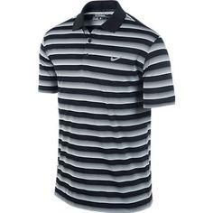 Nike Tech Vent Stripe Polo