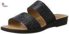 Ganter  Sonnica-e, Mules femme - bleu - bleu marine, - Chaussures ganter (*Partner-Link)
