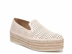 Elliot Espadrille Slip-On Off White 78d0d9cb8