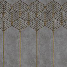 Tabriz Arches Mural Wallpaper (SqM) - Custom Made (m2)
