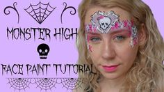 Image result for monster high face painting