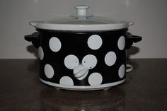 The Simple Things: How to Paint a Crock Pot