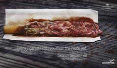 15 publicités pour vous empêcher d'aller racheter un paquet de clopes au tabac !