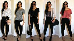 Be Linspired: How to Style Harem Pants