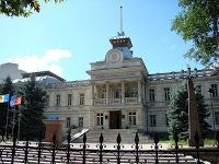Chişinău, oraşul meu: Strada 31 August 1989