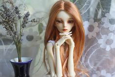 Doll Chateau Elizabeth: this is the most recent doll sculpt that I've gotten for my collection.