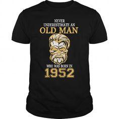 OLD MAN - 1952