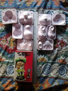 Tatayoo Clay Crafts, Craft Ideas, Creative, Tela, Jelly Beans, Paper Envelopes, Manualidades, Ceramics, Diy Ideas