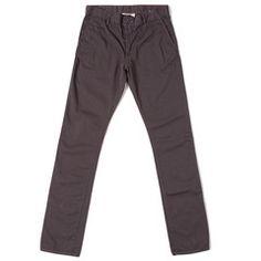 Raleigh Denim - Jones Thin Fit Trouser Olive