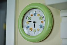 Cute, easy & cheap decor for kids' rooms