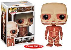 Pop! Animation: Attack on Titan - Colossal Titan | Funko