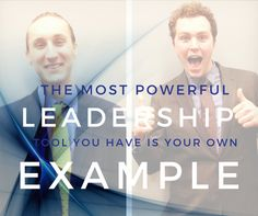 The most powerful #leadership tool you have is your own example! John and Martin are perfect examples of that and have recently been brought onto the Leadership team at Benevolus! Congrats and keep up the good work! #promotion