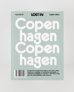 LOST iN Copenhagen City Guide: Copenhagen, the bridge between Europe and Scandinavia. Denmark's capital stands at the vanguard of the trends making the northern countries shine. From architecture and sustainability to the veggie-focused cuisine that has conquered the world's tables, this community of just half a million continues to punch above its weight. In Copenhagen, LOST iN spoke to a popular food blogger, an artist couple pushing for analogue life, a guitarist from a leading band, a…