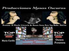 PRODUCCIONES MUSAS OSCURAS: El Rincón Literario De Oscura Forastera